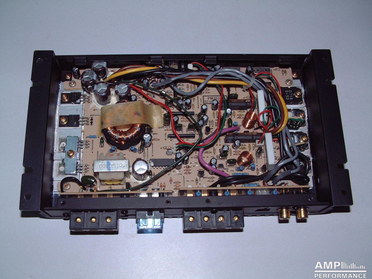 Alpine 3522s Wiring Diagram