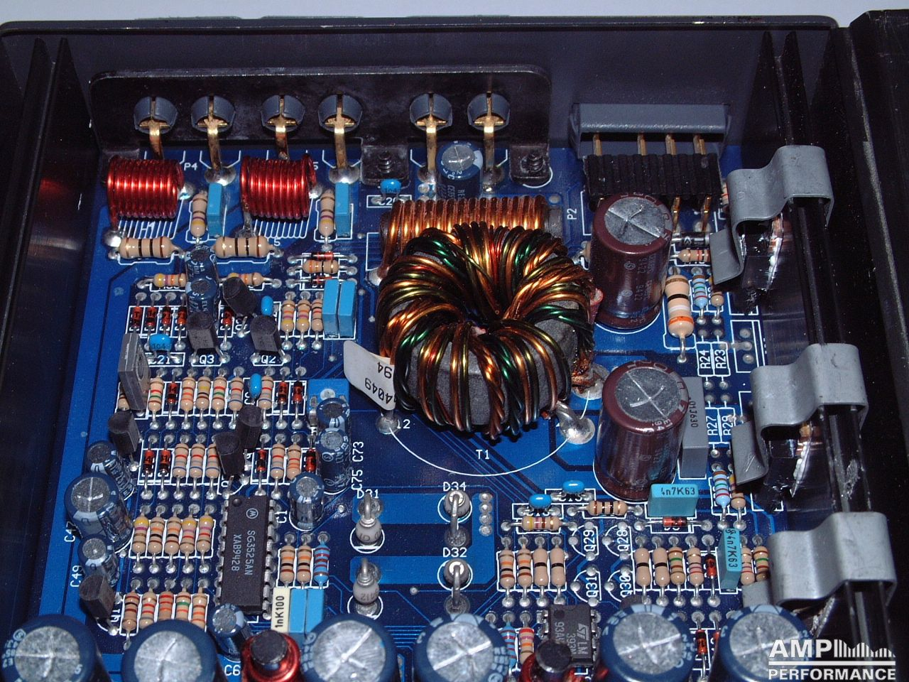 Audison Lr 3062 Amp Performance The Series Circuit Electronics Prevnext