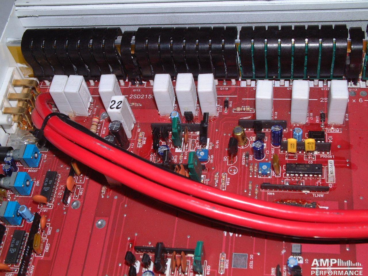 Autotek Model 333 Amp Performance 1 Ohm Wiring Diagram Prevnext