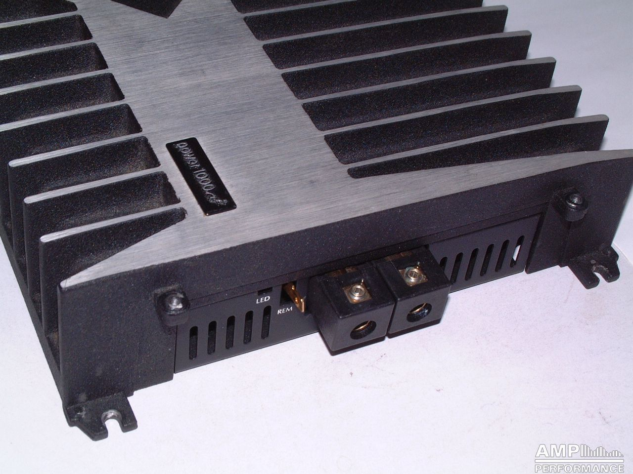 Rockford Fosgate Power 1000a2 Amp Performance Logo