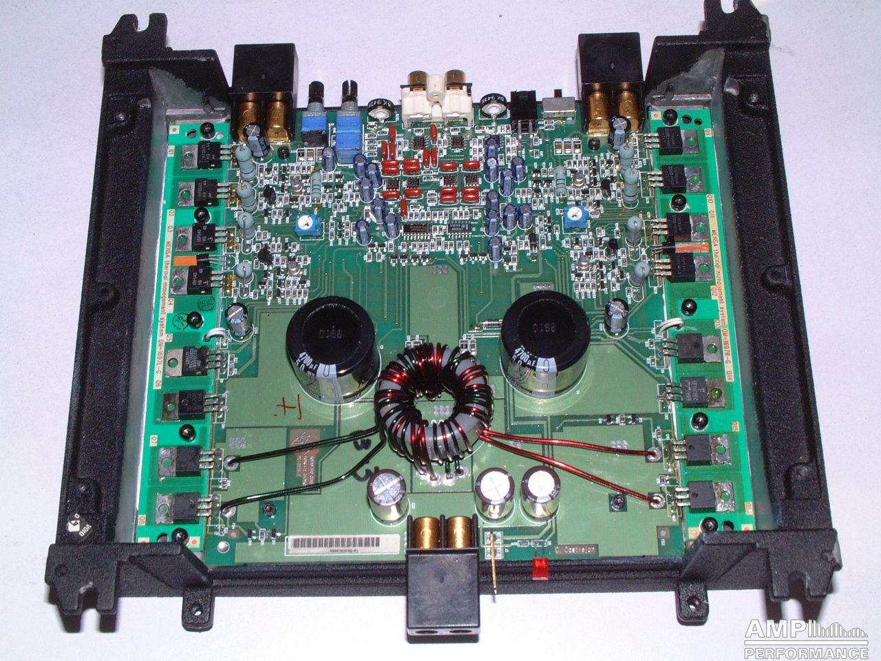 Rockford Fosgate Punch 360a2 - AMP Performance