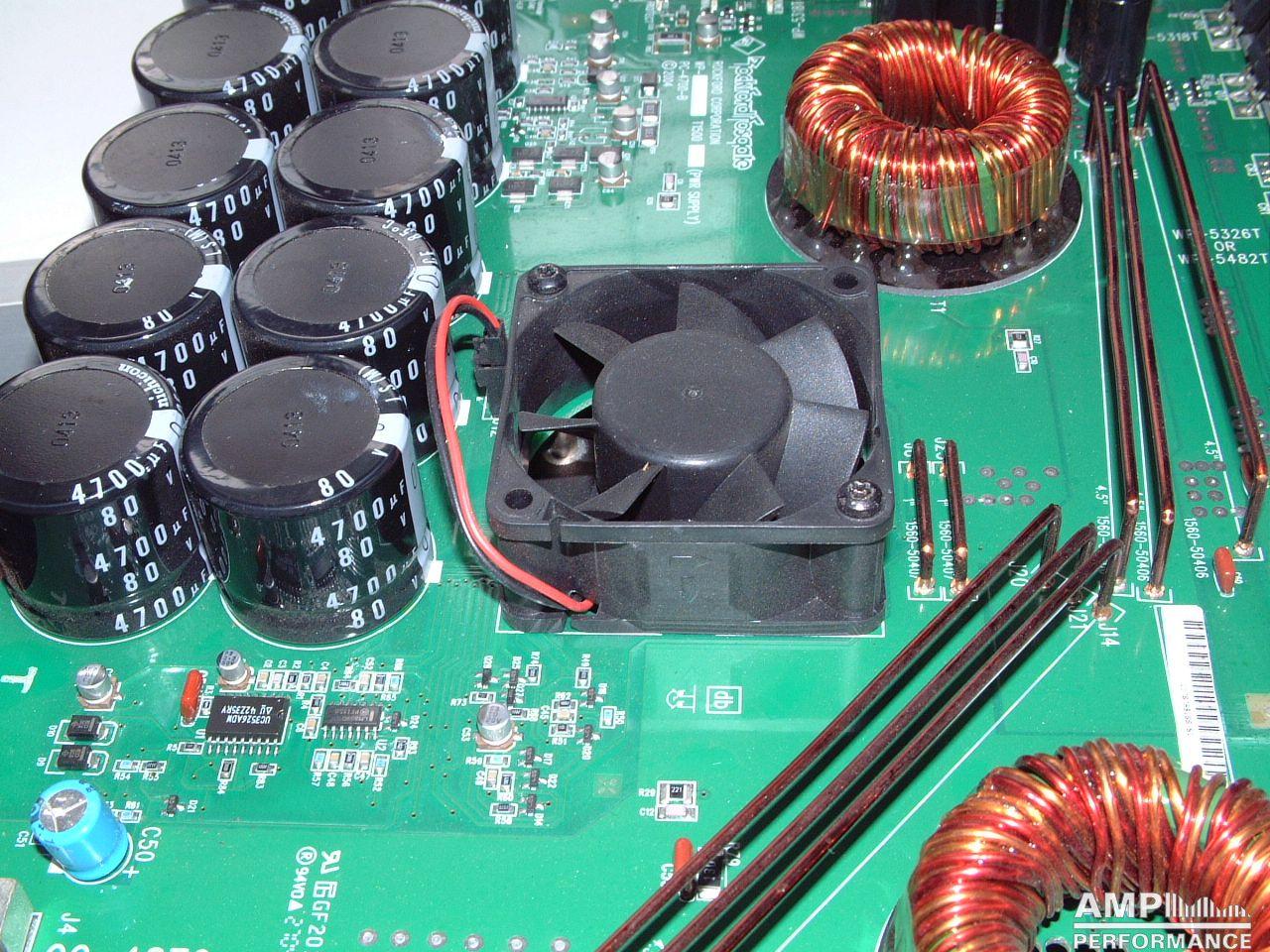 Rockford Fosgate T15004 Amp Performance Component Speakers