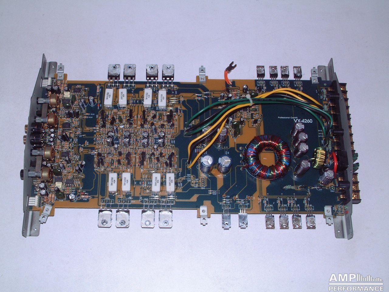 Weconic VX-4270 - AMP-Performance