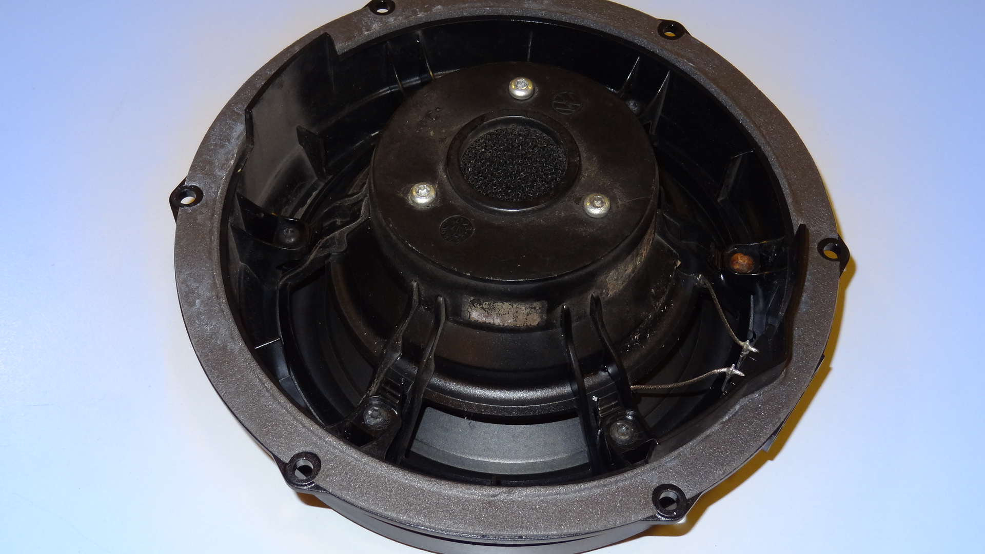 Problems with the woofers - AMP Performance